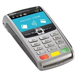 Ingenico iWL255 reviews // POS system
